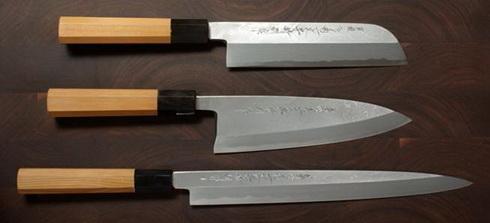 японские ножи фото
