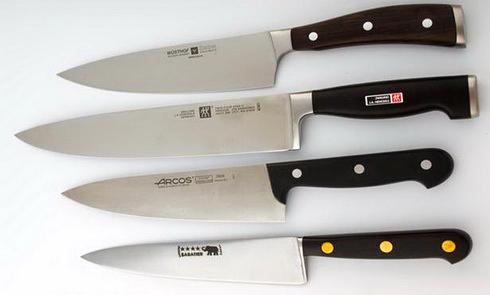 Нож Шефа Western Knife 210 мм, сталь VG-10
